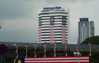 que ver en malasia kuala lumpur bandera