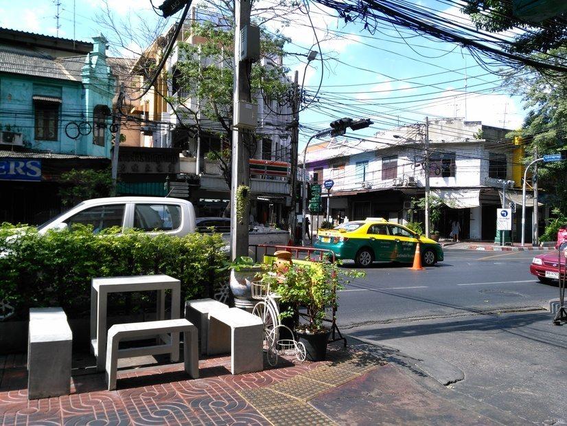 comer en bangkok tim house