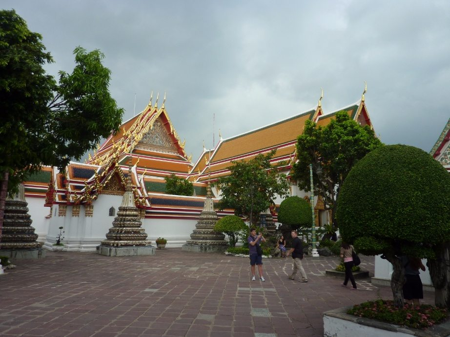 que ver en bangkok Wat Pho