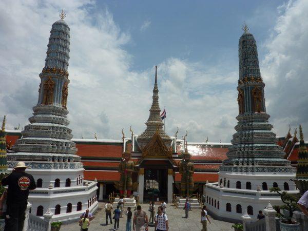 que ver en bangkok Wat Phra Kaew