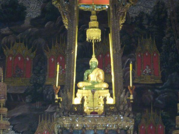 que ver en bangkok Wat Phra Kaew buda esmeralda