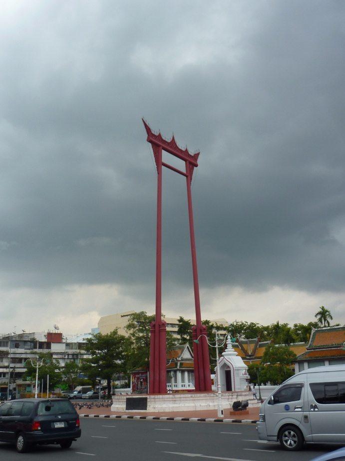 que ver en bangkok the swing