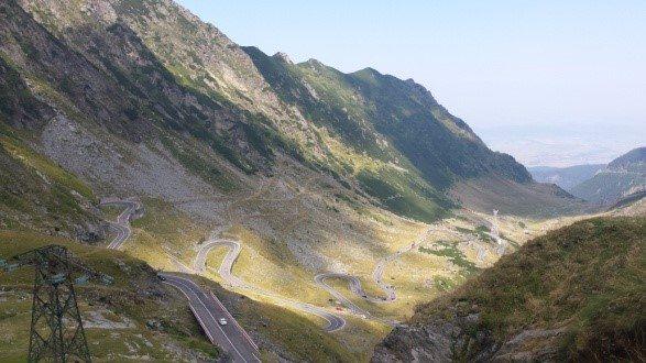 viajar a rumania carretera transfagarasan