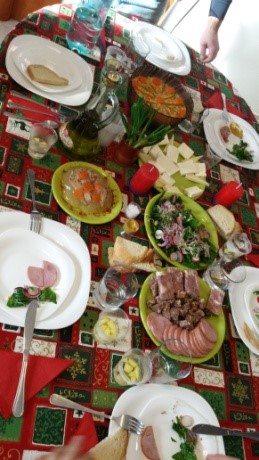 viajar a rumania comida tradicional