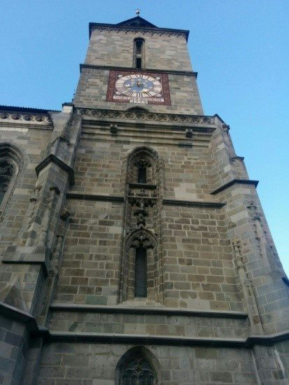 viajar a rumania iglesia brasov