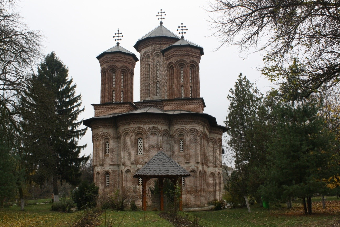 Viajar a Rumanía Iglesia