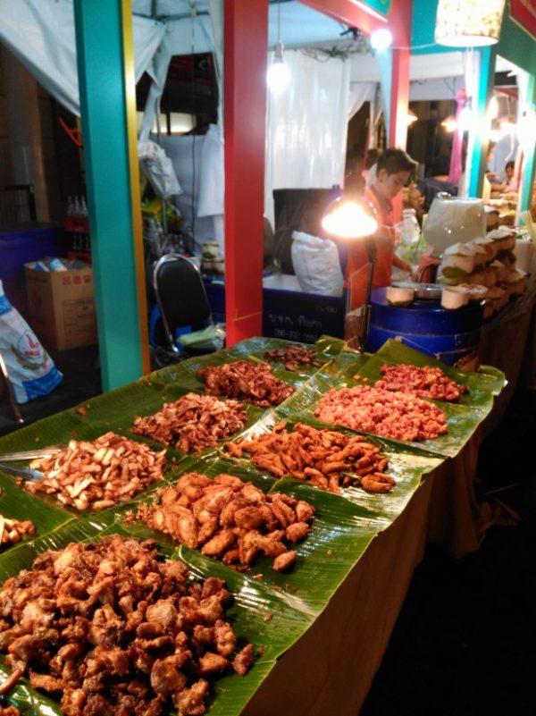 comer en bangkok central world