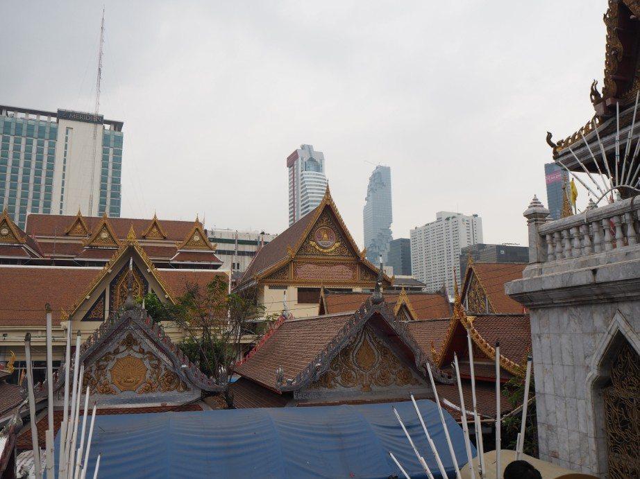 que ver en bangkok Wat Hua Lam Phong ciudad