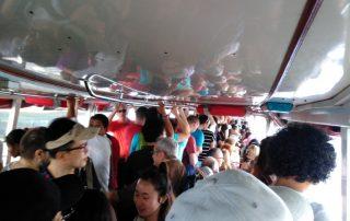 transporte bangkok barco rio phraya