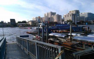 transporte bangkok barcos rio phraya