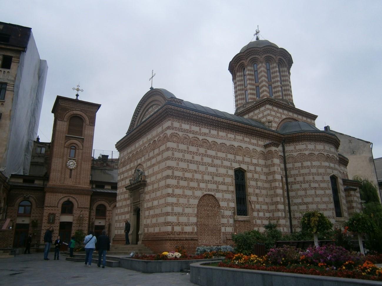 viajar a bucarest Biserica Sf Antonie