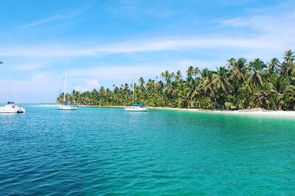 las playas mas bonitas del mundo san blas panama