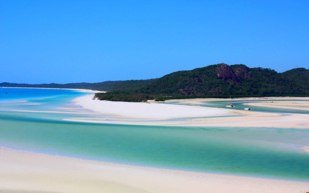 las playas mas bonitas del mundo whitehaven australia