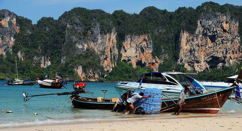 las mejores playas de tailandia playa tonsai
