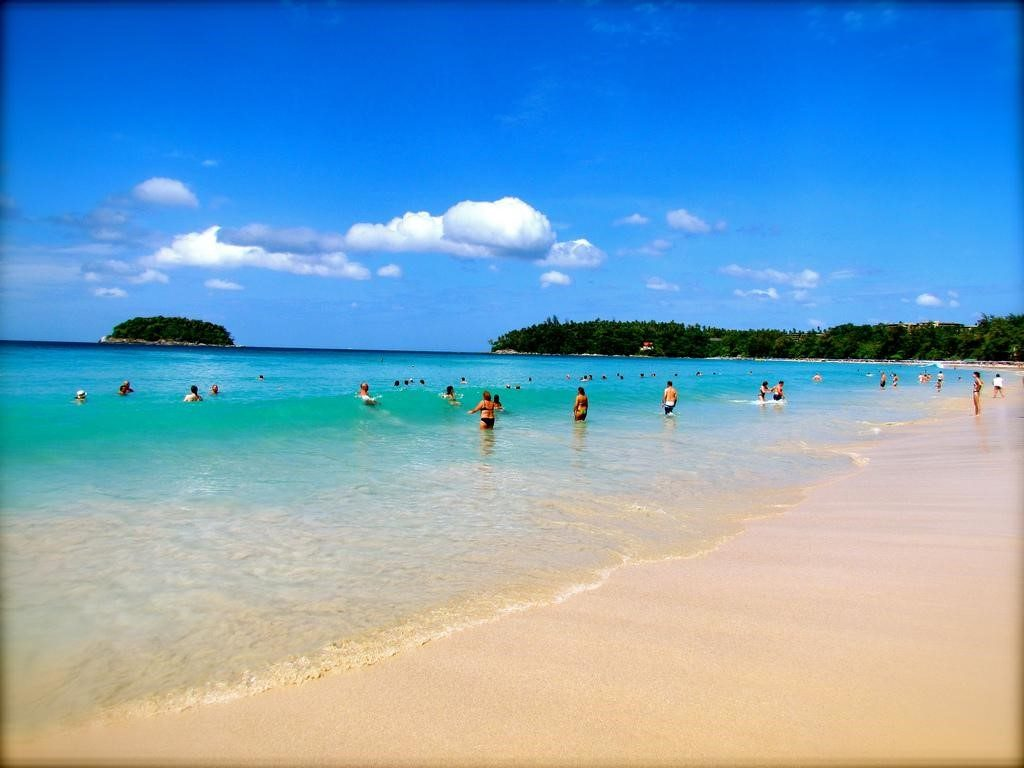 las mejores playas de tailandia playa kata
