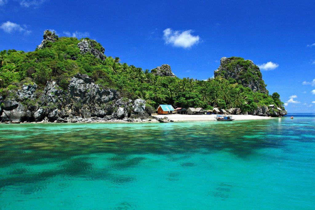 las mejores playas de tailandia playa khao Lak