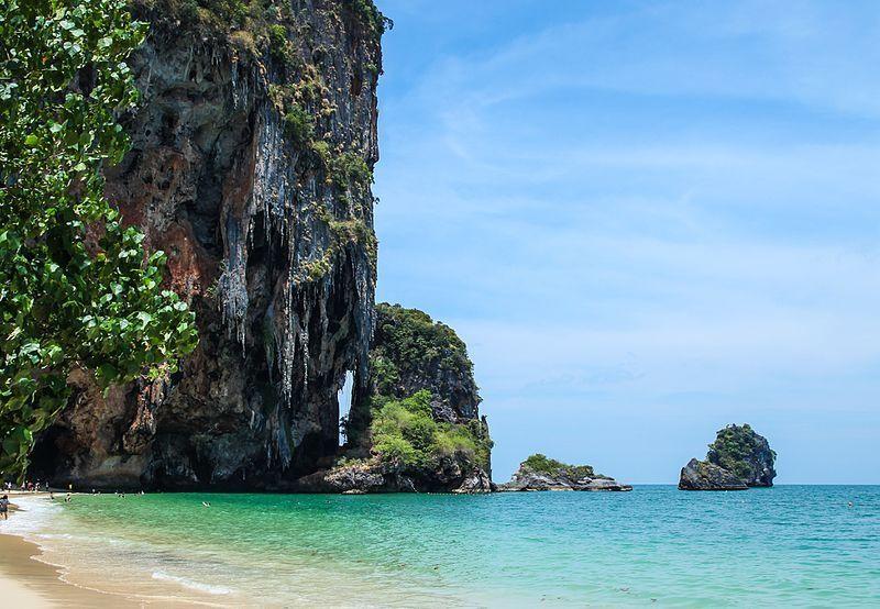 las mejores playas de tailandia railay beach