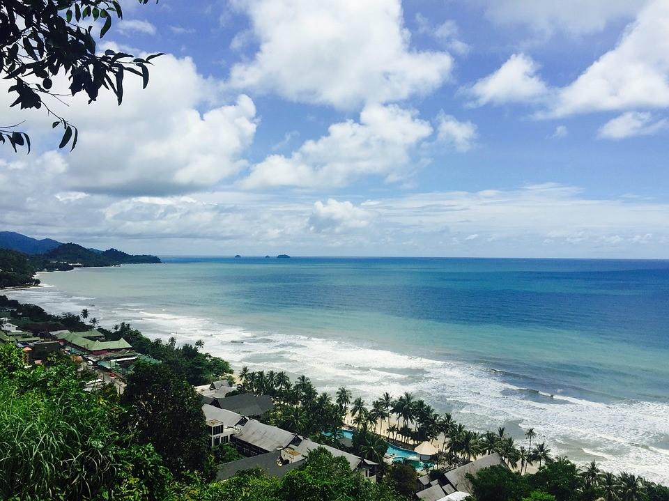 las playas de bangkok koh chang
