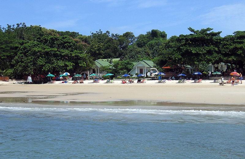 las playas de bangkok koh samet