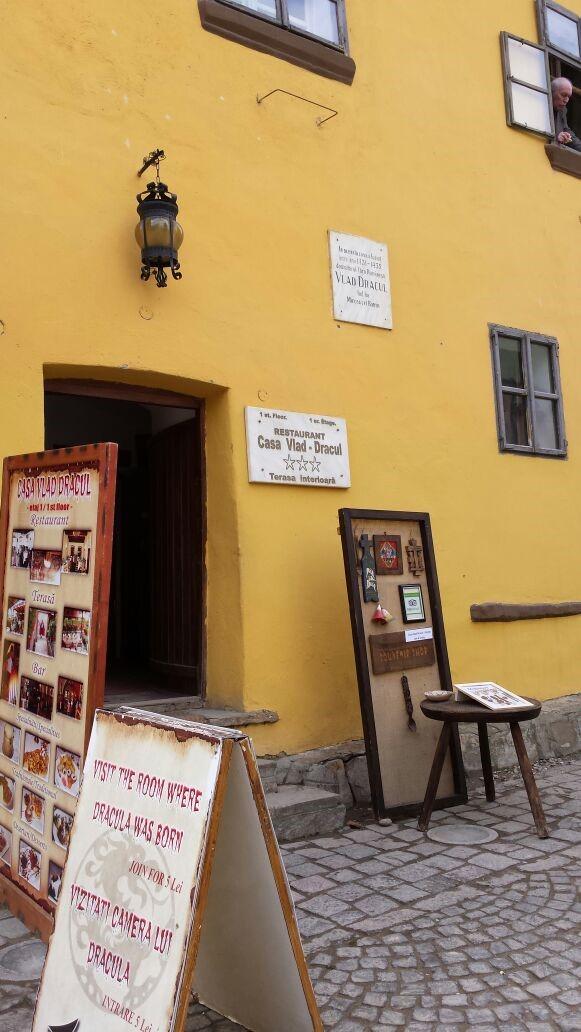 que ver en rumania Sighisoara calles